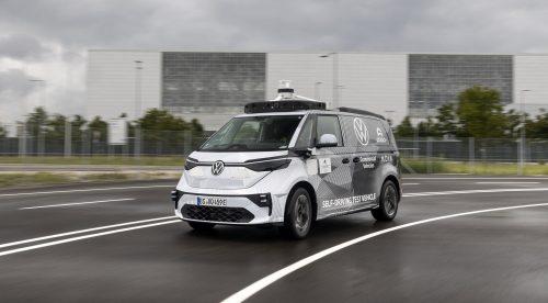 El Grupo VW avanza hacia el coche autónomo