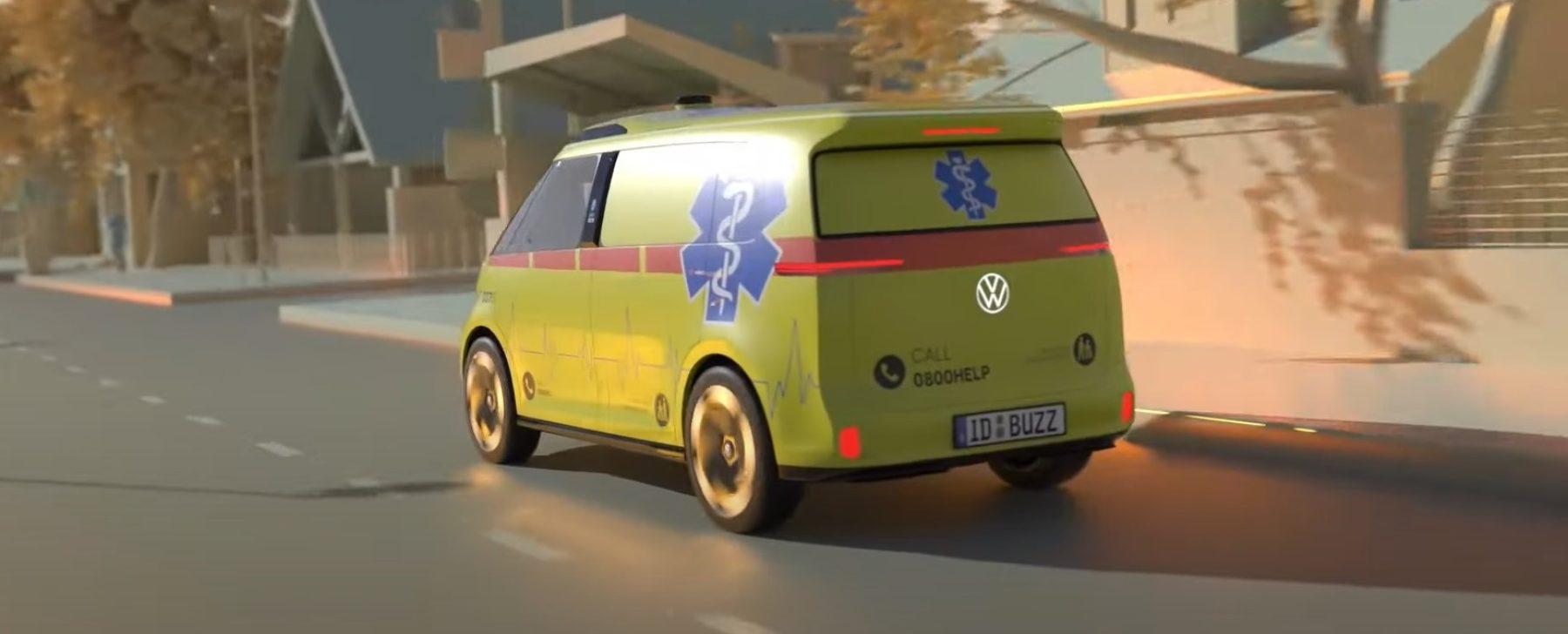 VW Ambulancia