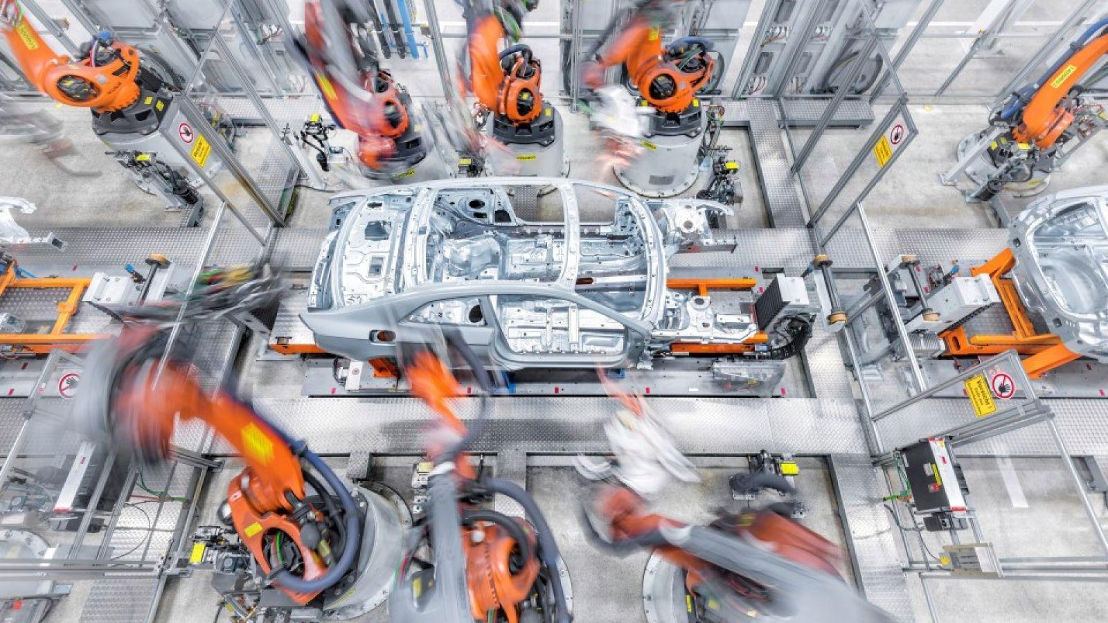 Fabricacion de coches