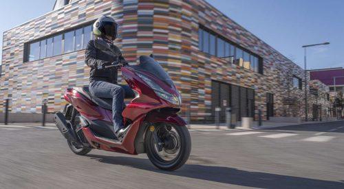 Las diez motos más vendidas en septiembre en España