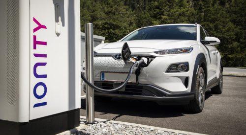 La solución de Ionity para recargar coches eléctricos por poco dinero
