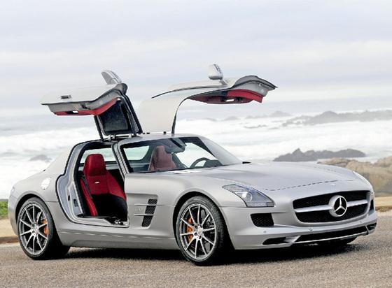 Mercedes recupera su mejor icono