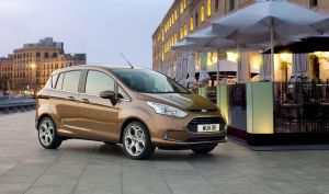 Ford B-Max, el coche que avisa a emergencias en caso de accidente