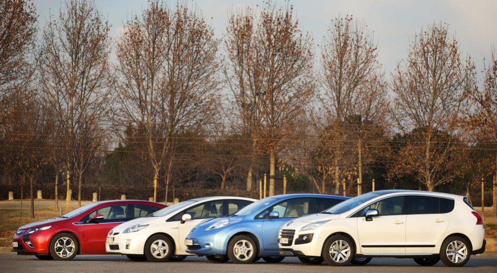 El Peugeot sirve para todo