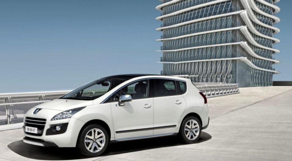 Peugeot comercializa el primer híbrido turbodiésel del mundo