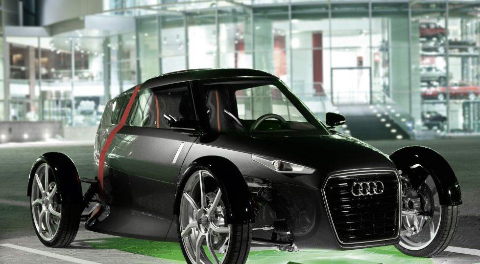 Audi estudia cómo recargar por inducción los coches eléctricos
