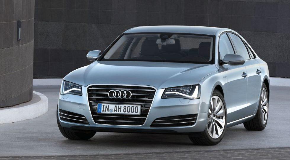 El Audi más lujoso se hace híbrido