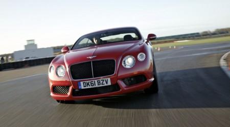 Bentley V8, dieta para campeones