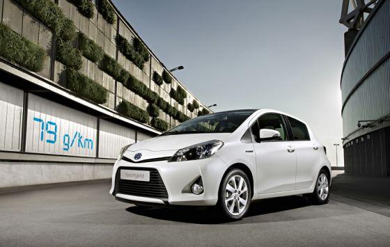 Yaris, el tercer híbrido de Toyota