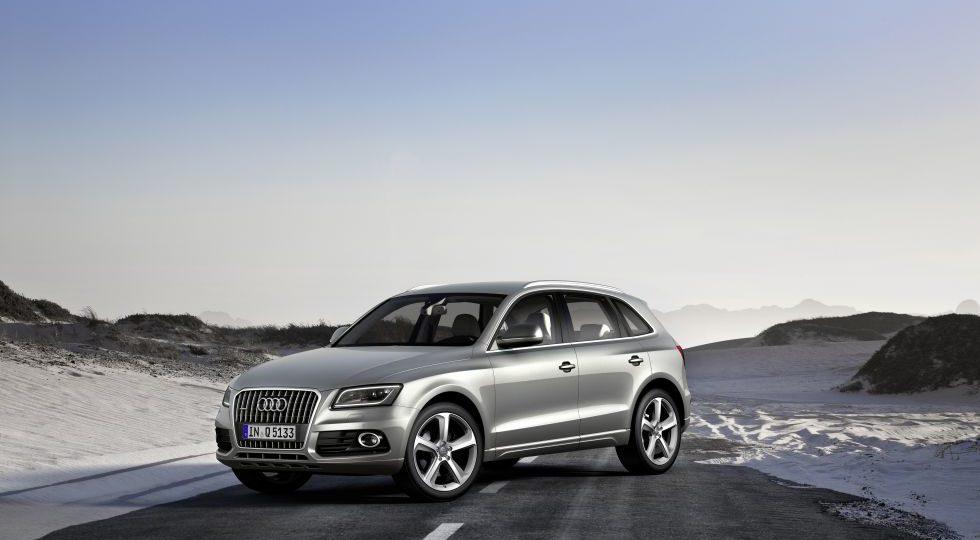Audi actualiza el Q5