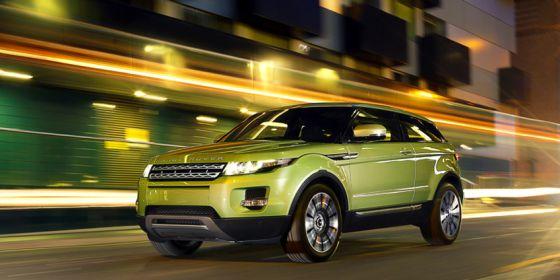 Range Rover Evoque, el último objeto de deseo