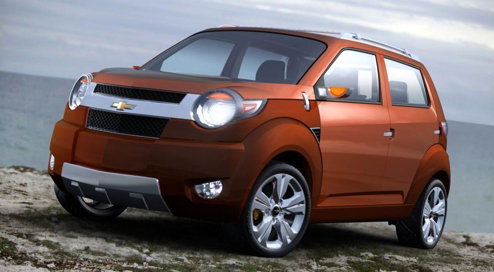 Trax, el nuevo todocamino de Chevrolet