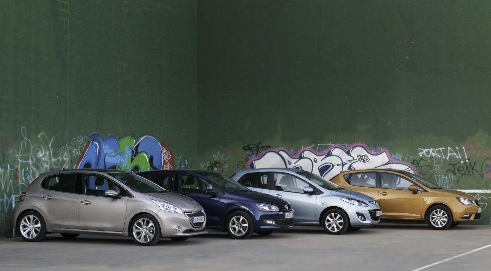El Peugeot 208 es más moderno y cuesta casi igual