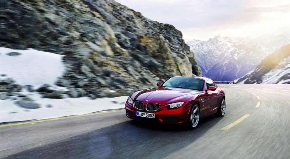 Solo hay un BMW Zagato Coupé