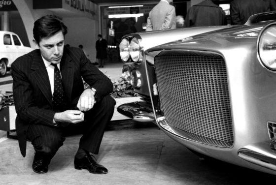 Sergio Pininfarina, polifacético icono del diseño de automóviles