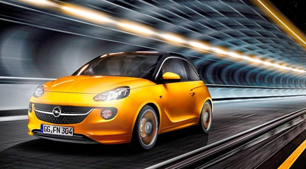 Adam, el primer «premium» urbano de Opel