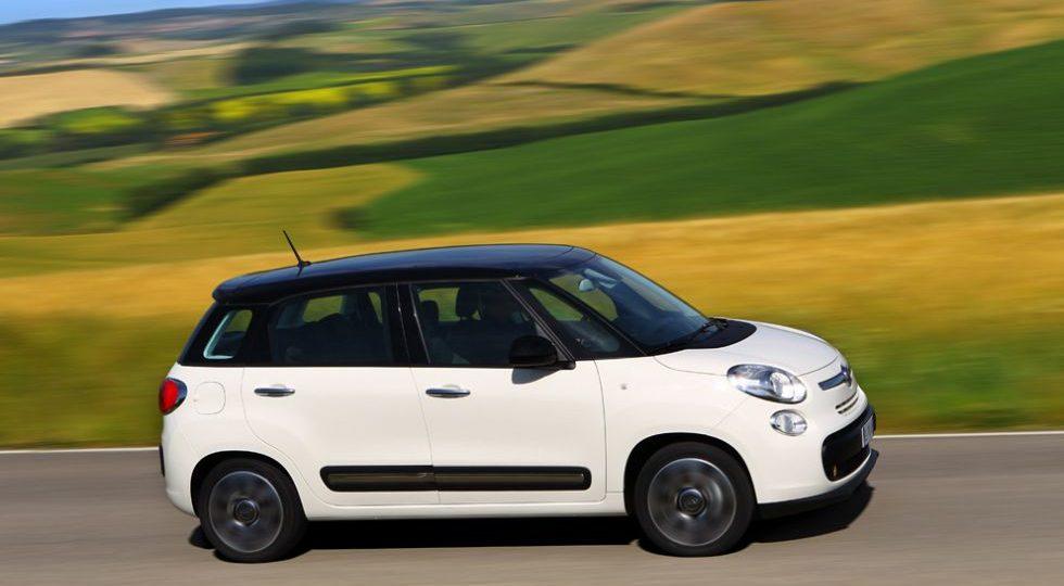 El Fiat 500 se hace monovolumen