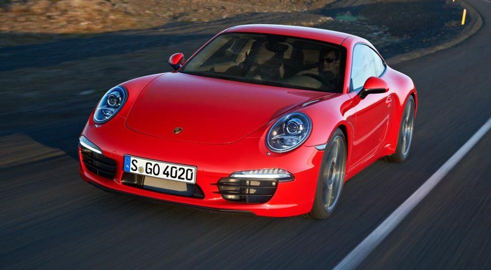 Porsche, un amor americano