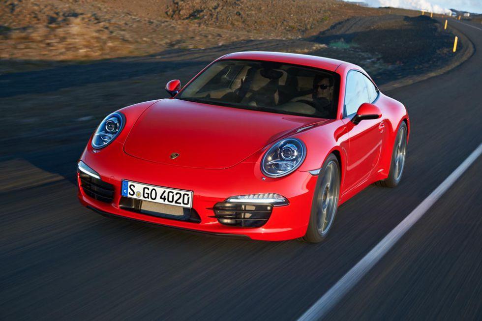 Porsche un amor americano actualidad motor el pa s for Porche americano
