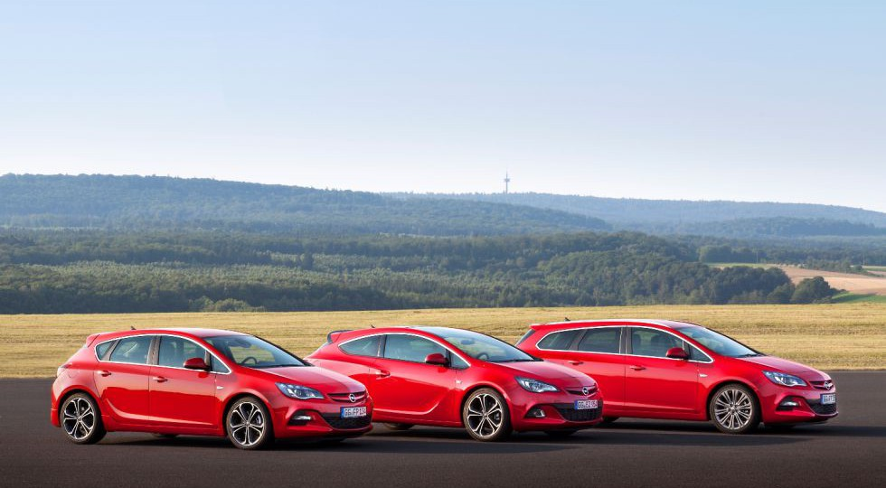 El Astra diesel más potente de la historia