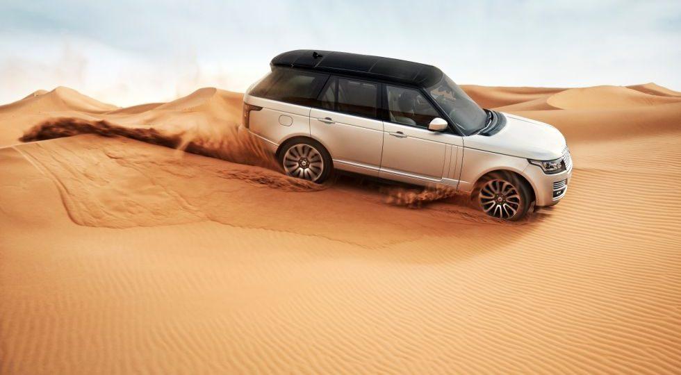 El Range Rover más refinado y ligero