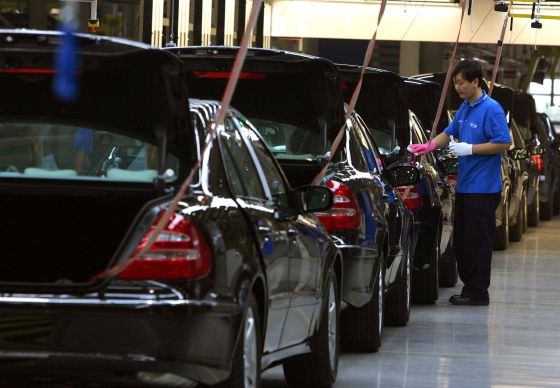 El mercado chino ya nota la crisis