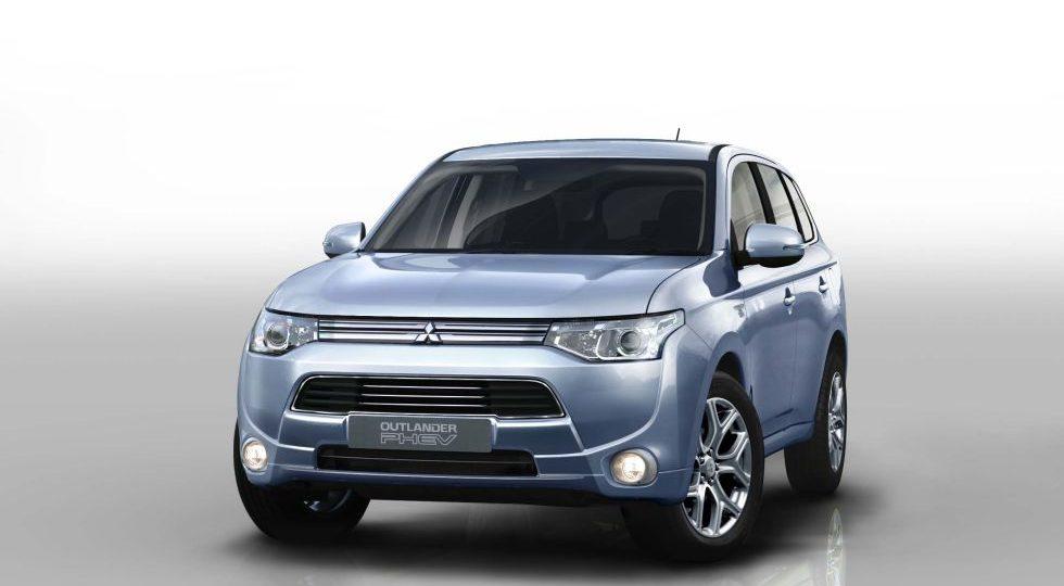 Mitsubishi anuncia el Outlander híbrido enchufable
