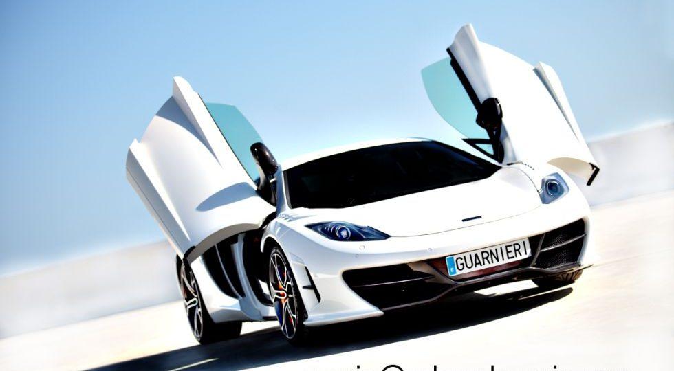 McLaren Spyder, el rival de los Ferrari