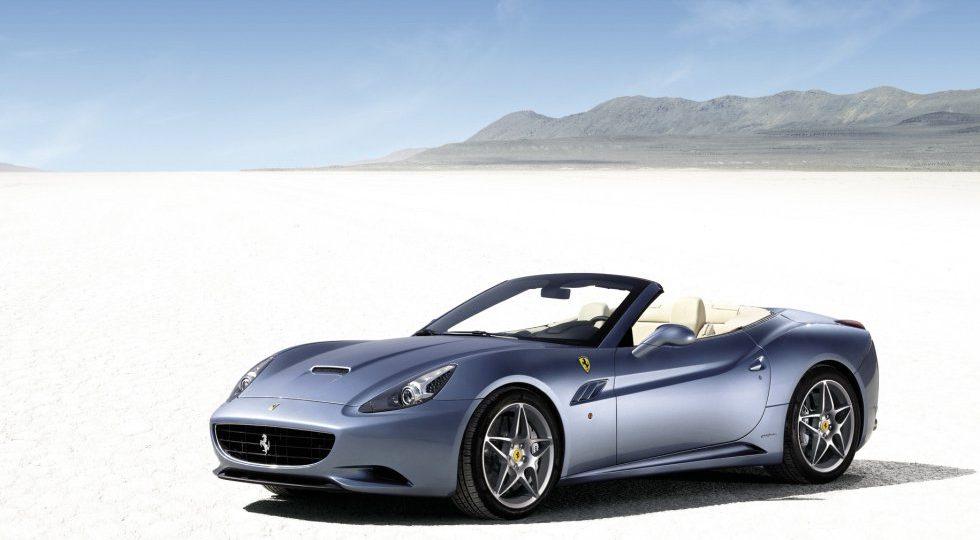 Ferrari esquiva la crisis