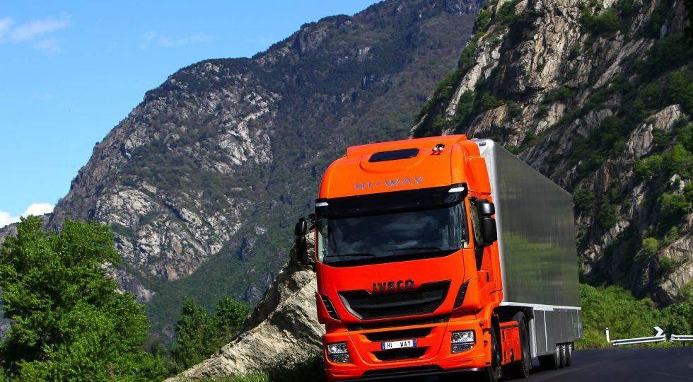 El Stralis Hi-Way de Iveco, camión del año