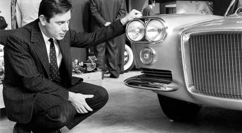 Sergio Pininfarina, el espíritu de Ferrari