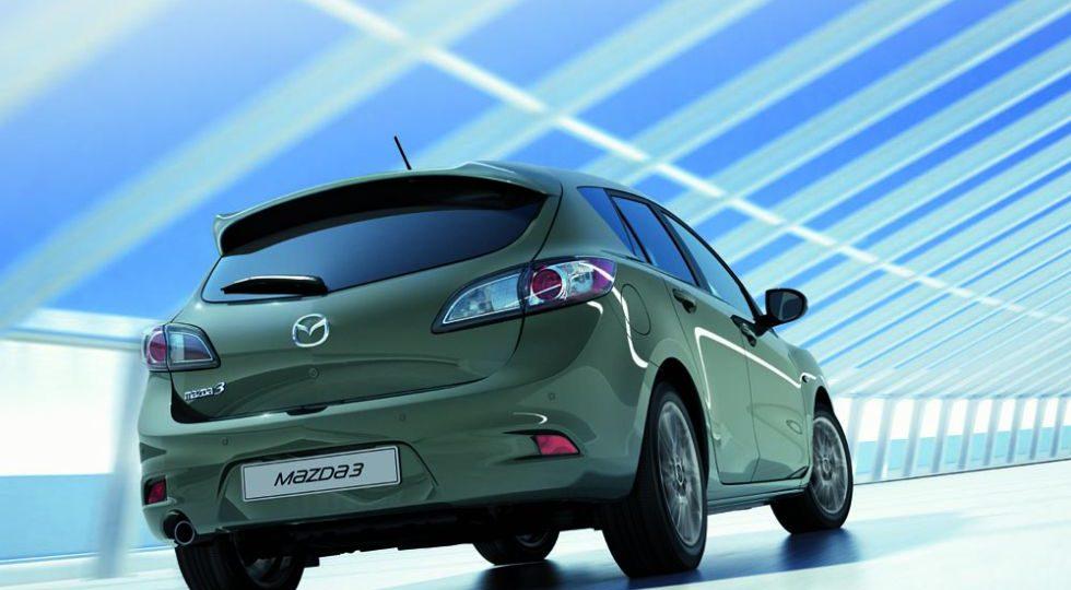 Iruka, nueva versión del Mazda3