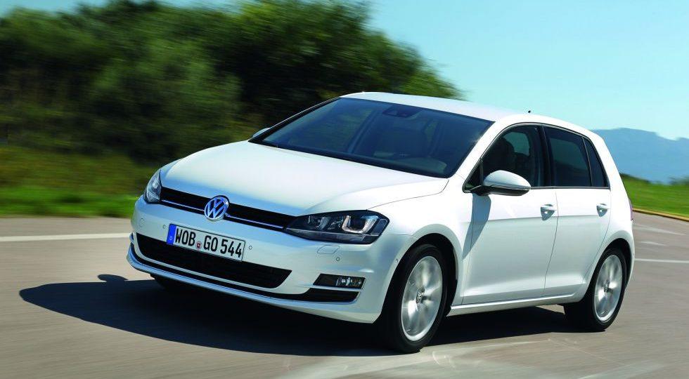 El nuevo VW Golf VII es más barato que el anterior