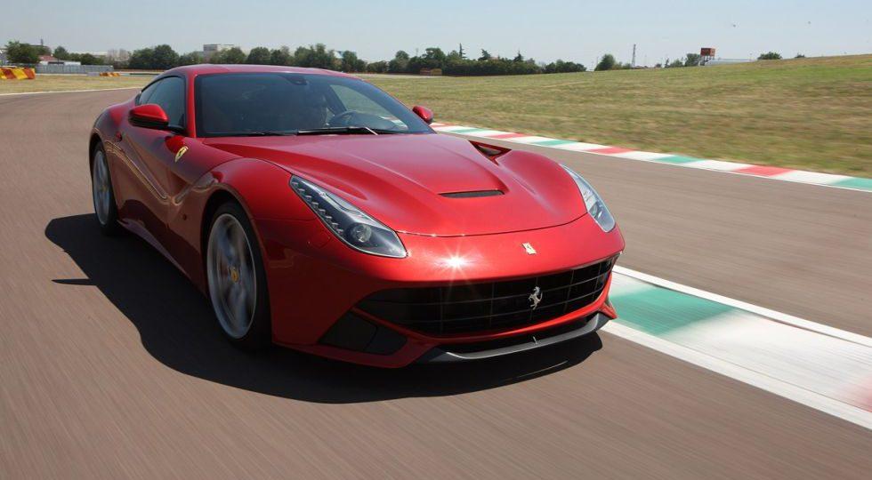 Ferrari F12 Berlinetta, más que un deportivo