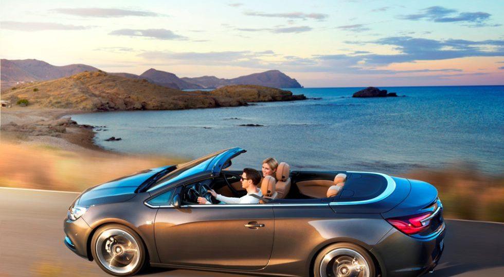 Opel presenta el Cabrio