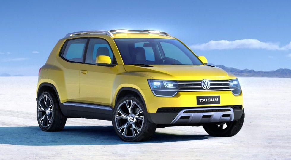 Taigun, el nuevo todoterreno de Volkswagen
