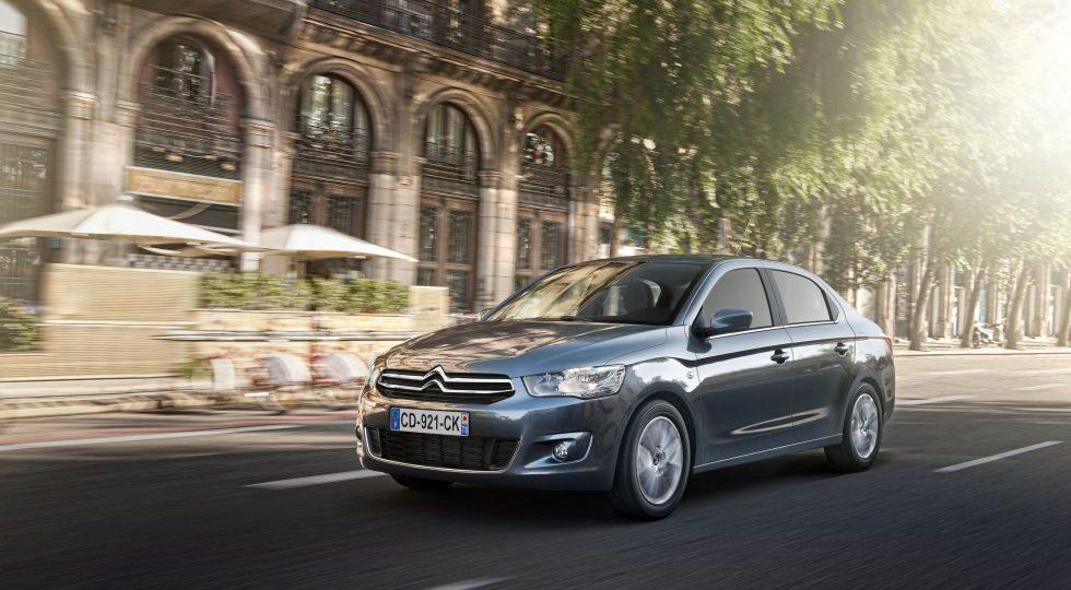 Citroën C-Elysée, el 'low cost' de calidad