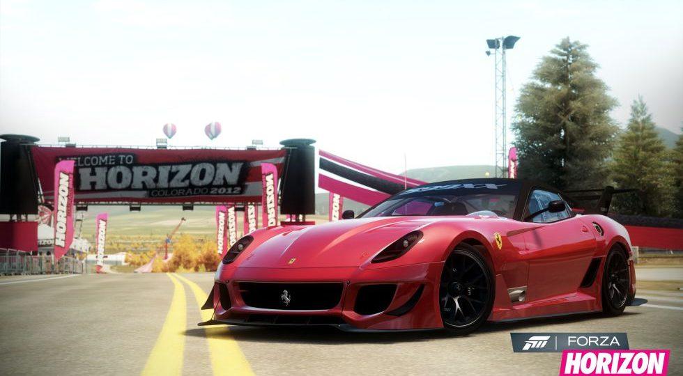 A 300 km/h con un Ferrari por Colorado