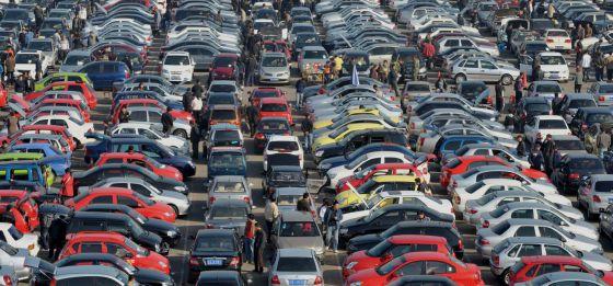 En octubre se vendieron cuatro coches usados por cada uno nuevo