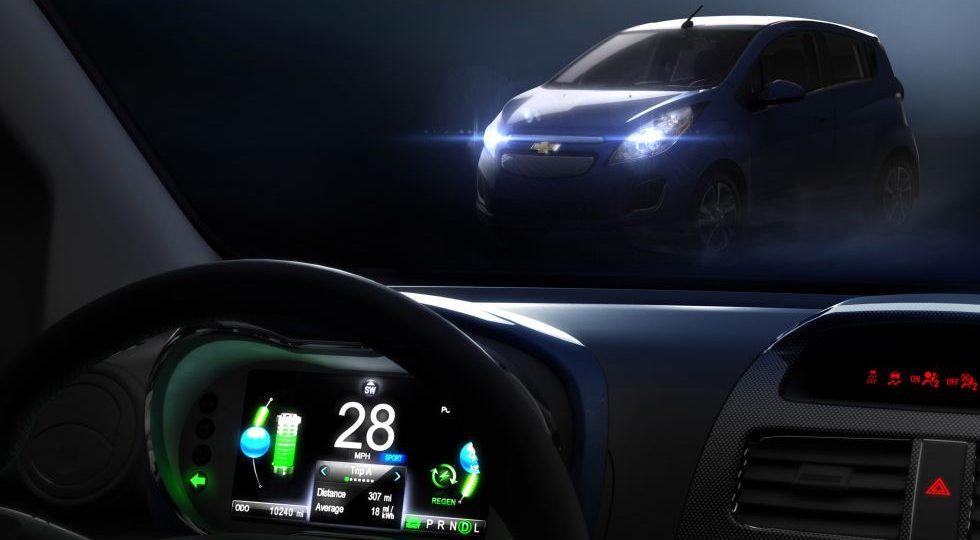 Chevrolet anuncia el Spark eléctrico enchufable