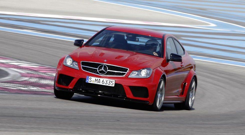 AMG C63 Black, otra manera de vivir un Mercedes