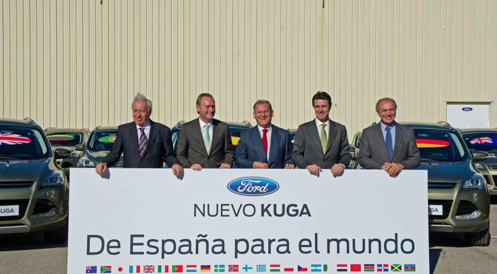 Ford inicia la fabricación del Kuga para 70 países