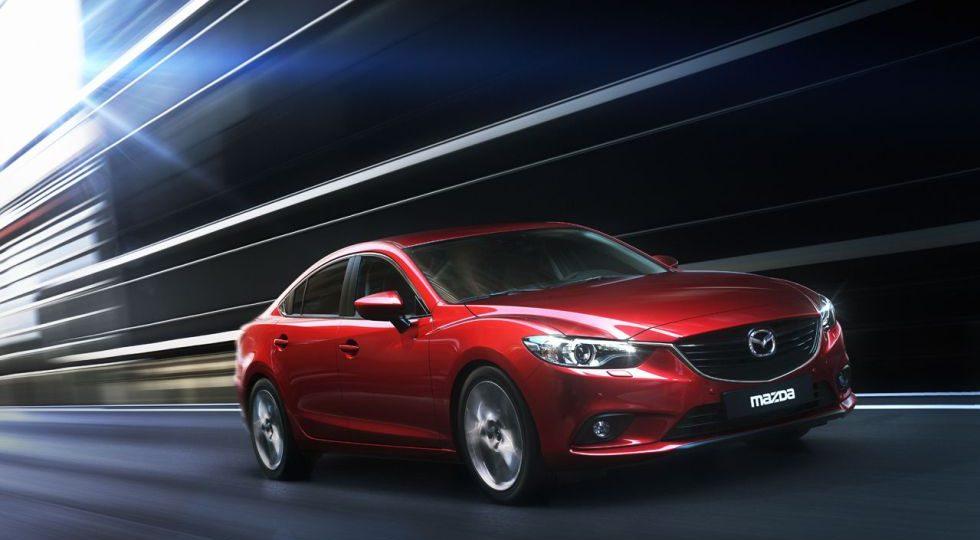 El Mazda6 se presenta en sociedad