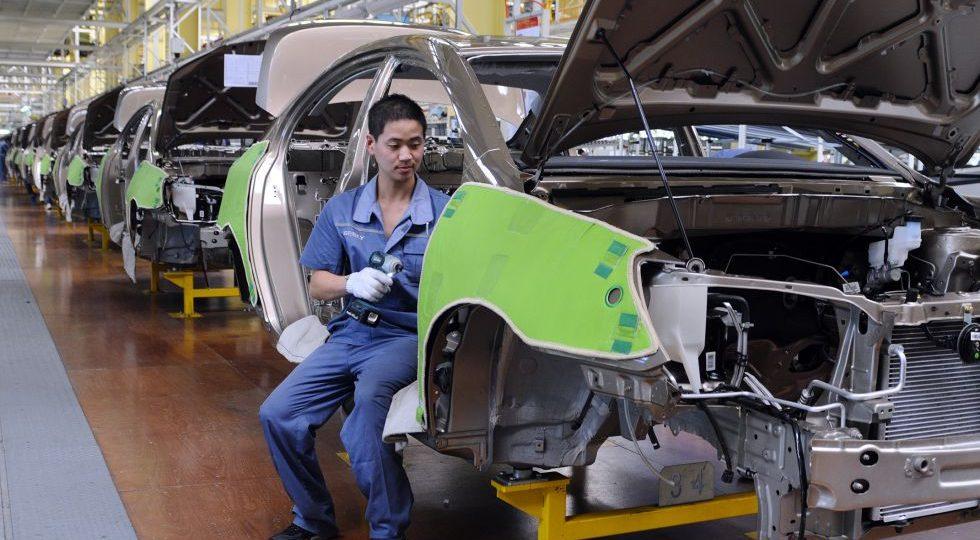 China fabricará en 2013 más coches que Europa