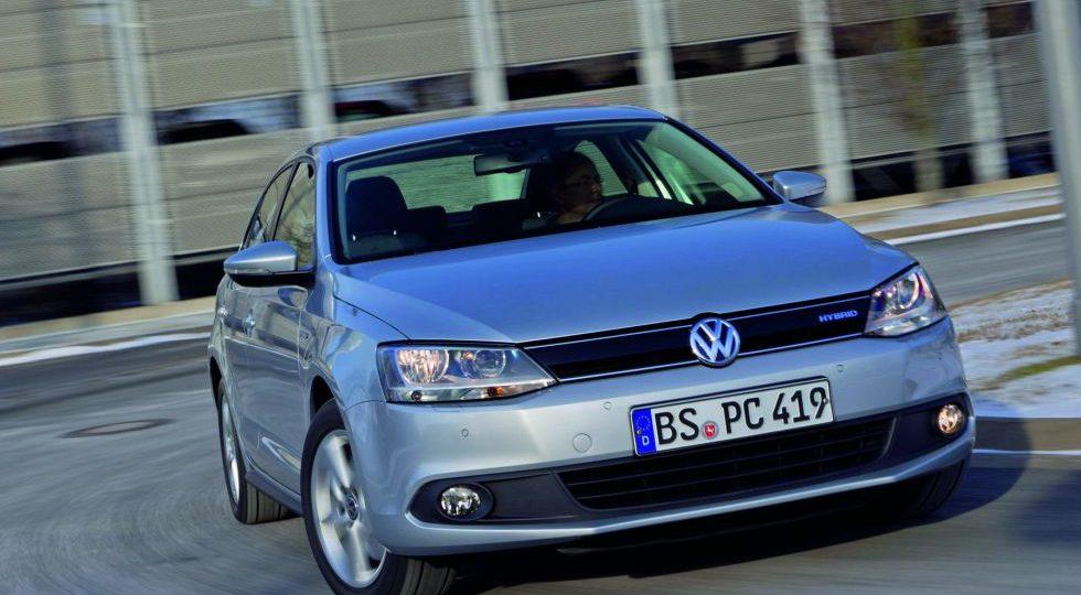 El primer híbrido popular de Volkswagen