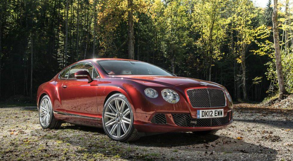Bentley GT Speed: posiblemente, el mejor coche del mundo