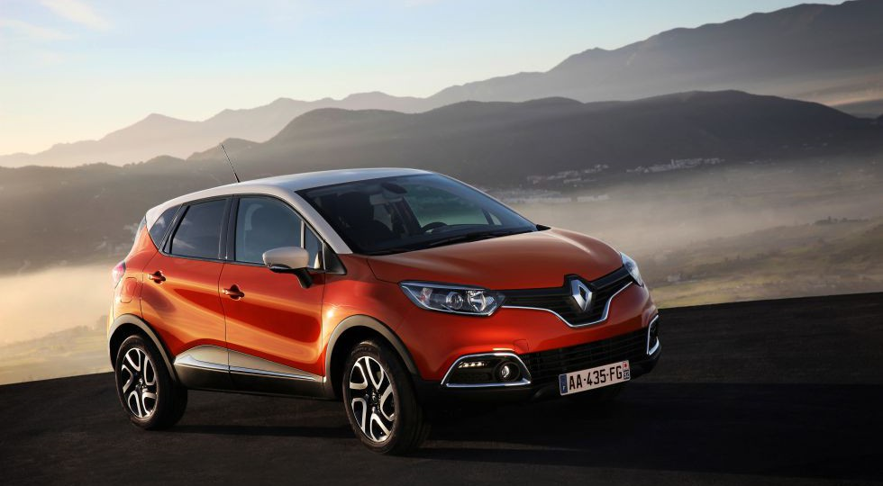 Renault Captur, el nuevo Clio musculado