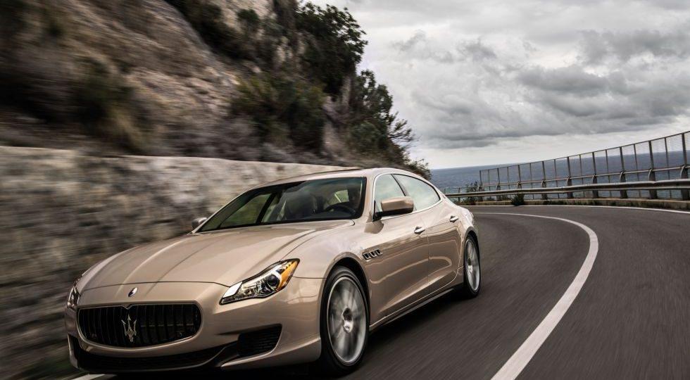 El nuevo Maserati Quattroporte llegará a España en marzo