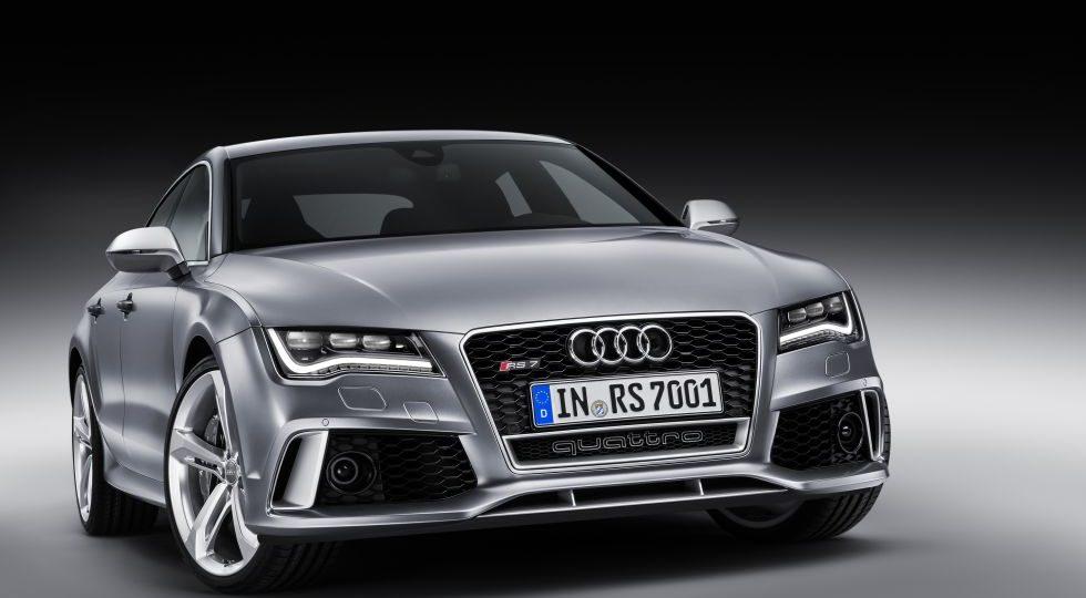 Audi presenta el nuevo RS 7 Sportback