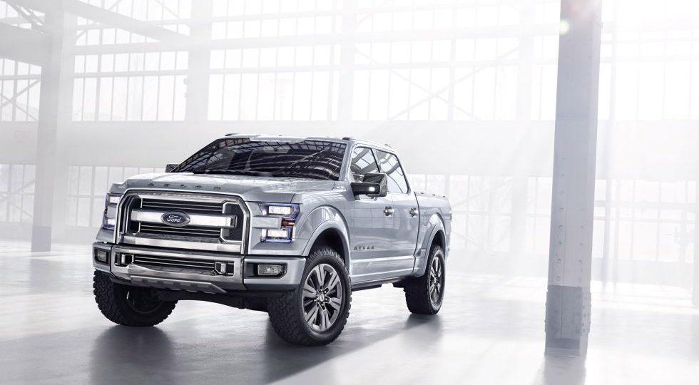 Ford muestra su nueva 'pick up'